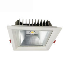 China Quadrat LED Downlight, IP44 Cree warmes weißes Downlights 3000lm Dimmable fournisseur
