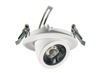 China Justierbares 40W angelte Kardanring LED Downlight mit Aluminiumlegierungs-Lampen-Körper 3500lm fournisseur